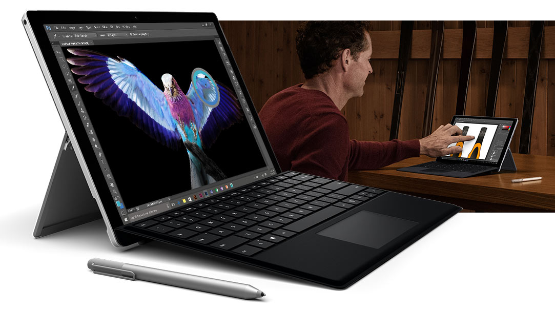 how to use delete surface pro tablet pen