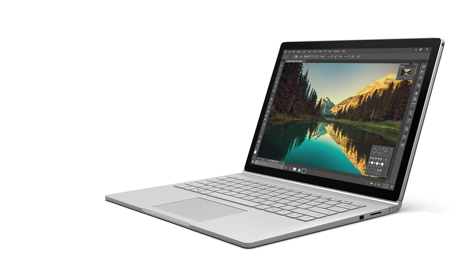 Surface Book in Laptop Mode