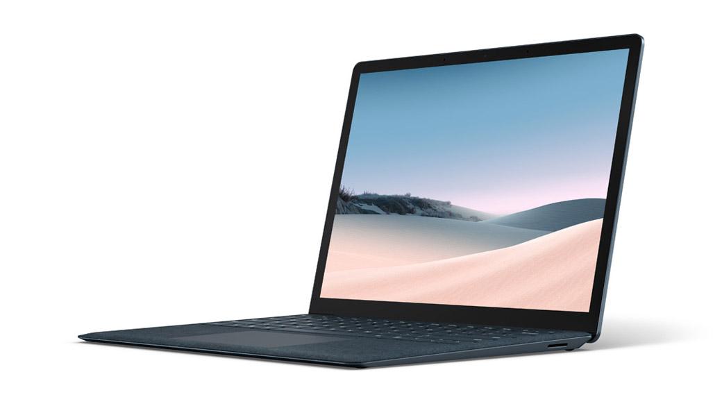 Cobalt Blue Surface Laptop 3 13.5