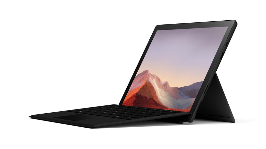 Matte Black Surface Pro 7