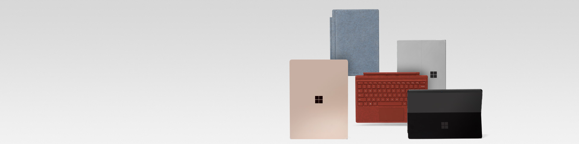 Family of Surface computers