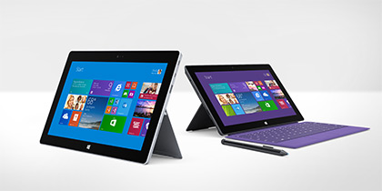 Meet Surface 2 and Surface Pro 2. Shop now.