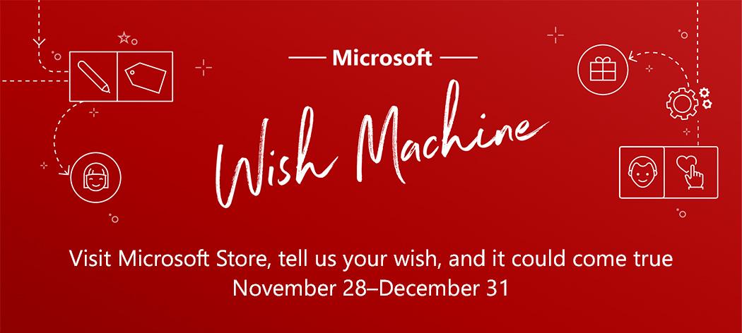 Wish Machine