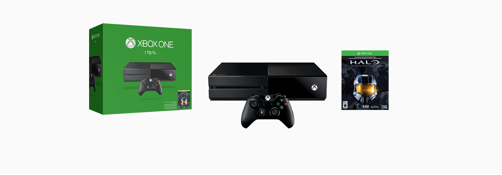 Learn about the new 1 TB Xbox One console.