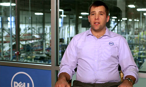 Dell manufacturing video case study