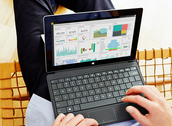 Powerful insights with Power BI