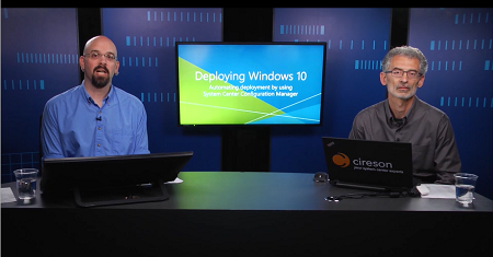 Deploying Windows 10 Using System Center Configuration Manager