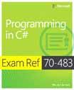 Exam Ref 70-483: Programming in C# cover