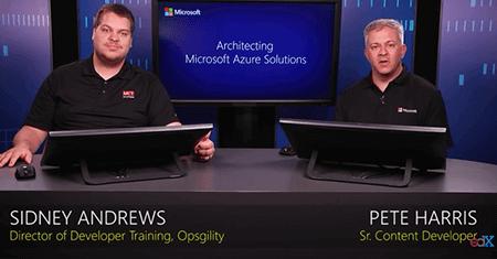 Architecting Microsoft Azure Solutions