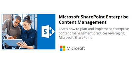 Microsoft SharePoint Enterprise Content Management