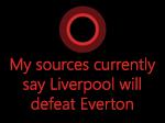 Cortana calls red in Barclays Premier League derbies