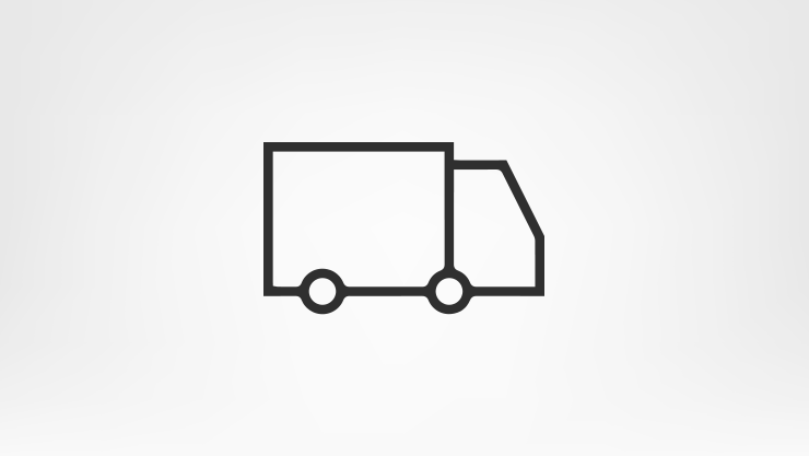 Illustration of box truck