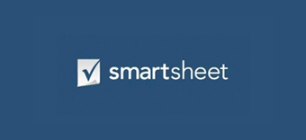 Smartsheet logo, learn more about Smartsheet features