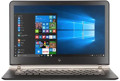 HP Spectre Notebook 13