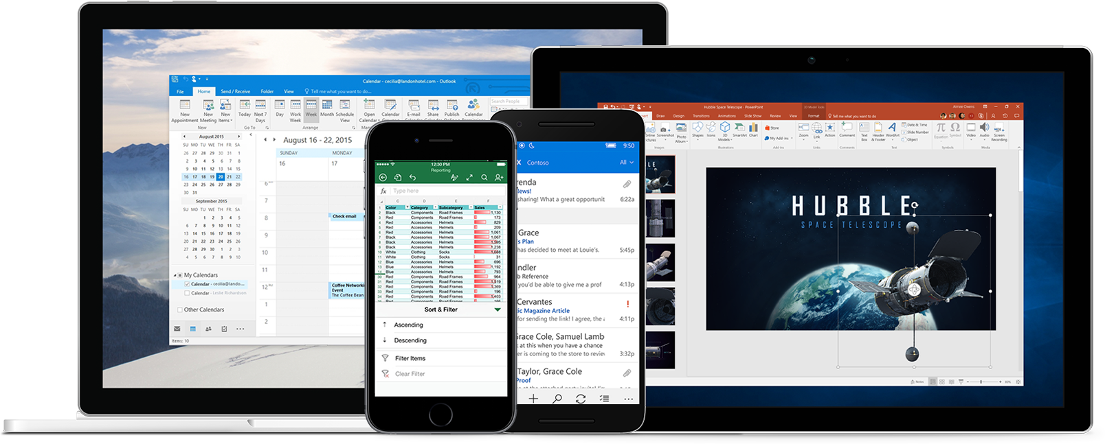 Try Microsoft Office 365 | Free subscription trial for 1 month