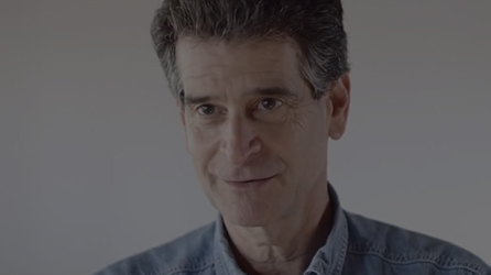 Dean Kamen, play in-page video about transforming the next generation