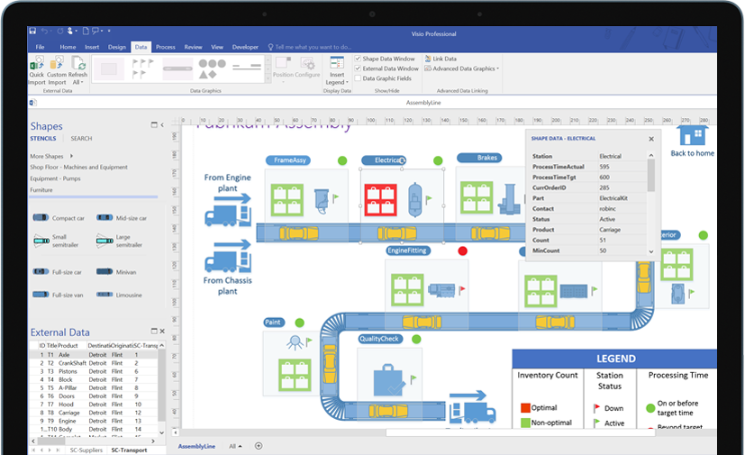 how to purchase Visio 2010 software online