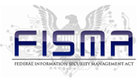 FISMA logo, learn about FISMA