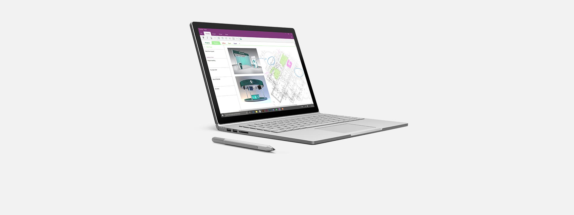 Surface Book, learn more