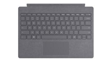 Surface Pro Signature Type Cover in Platinum