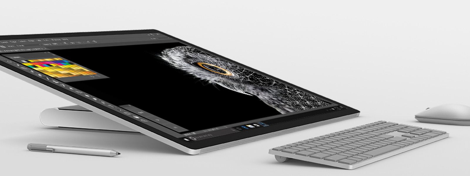 Microsoft Surface Studio Powerful Workstation Designed For The