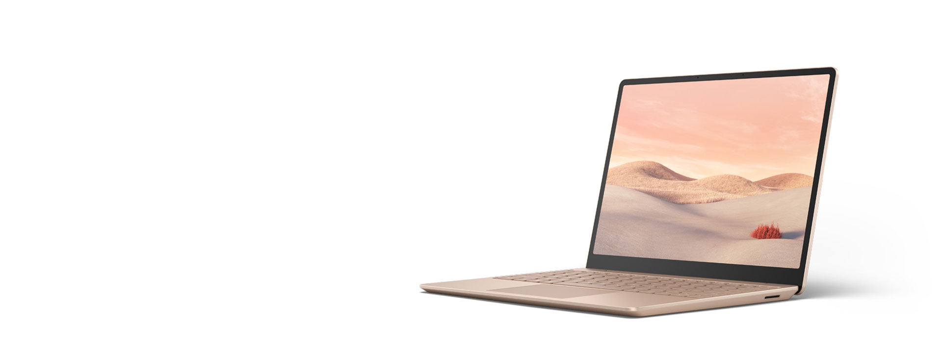 Sandstone Surface Laptop Go