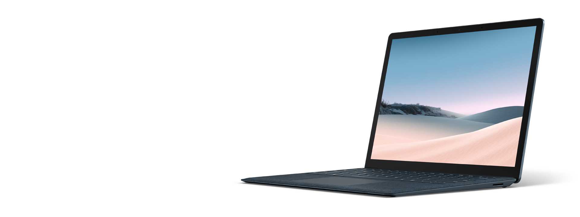 Cobalt Blue Surface Laptop 3 13.5