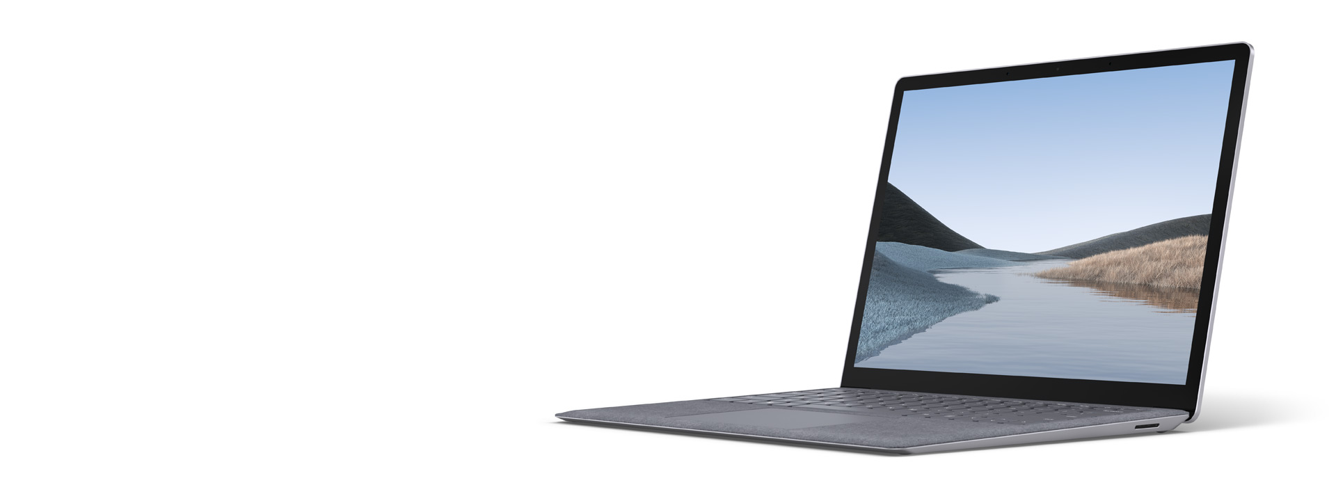 Platinum Surface Laptop 3 13.5