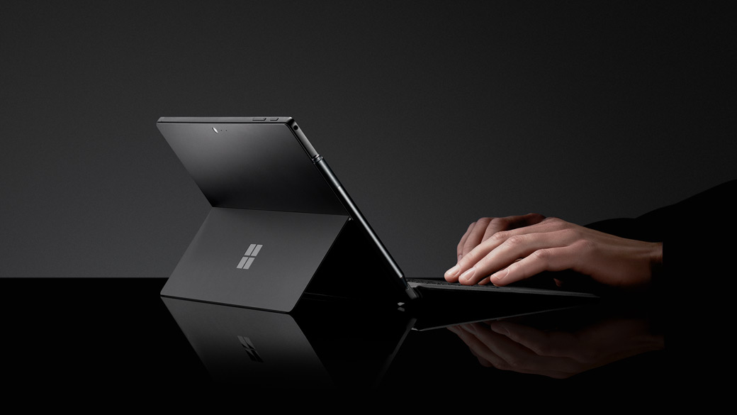 The new Surface Pro 6