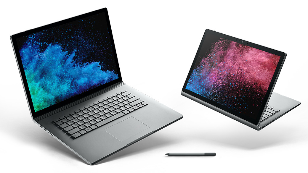 Surface Book 2 laptop