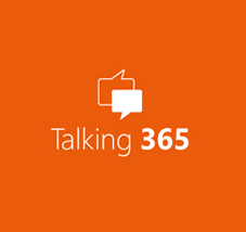 Talking 365 - New Live demo series