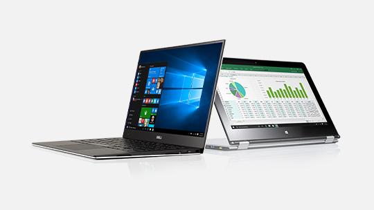 Windows 10 PCs, shop now