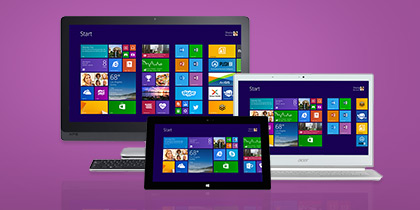 Find great tablets and PCs built for business.