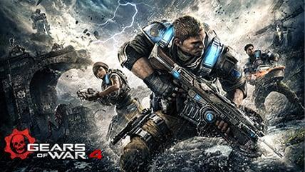 Gears of War 4 screen
