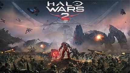 Halo Wars 2 screen