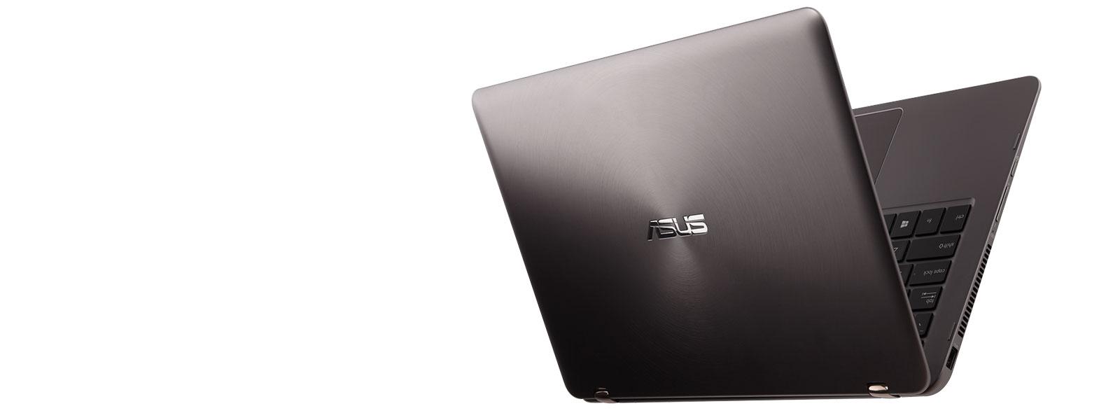 The ASUS Zenbook Flip UX360UA