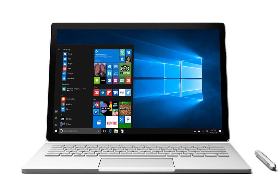 SurfaceBook