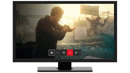 Game Bar Screen