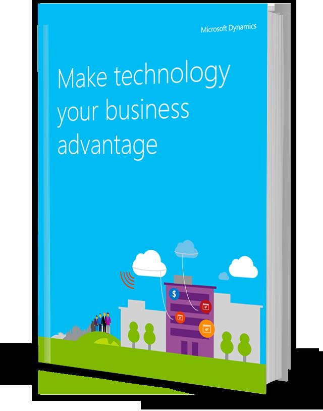 Technology business advantage