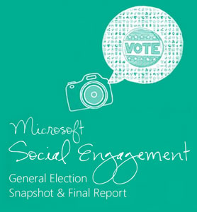 UK general elections report social media and government