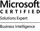 Microsoft Certified SolutionsExpert: Business Intelligence