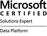Microsoft Certified Solutions Expert: Data Platform