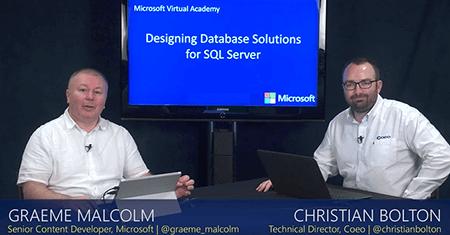 Designing Solutions for SQL Server