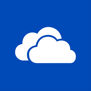 App tile for OneDrive