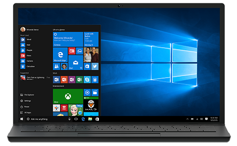 How to Create Windows 10 installation media Windows10-laptop