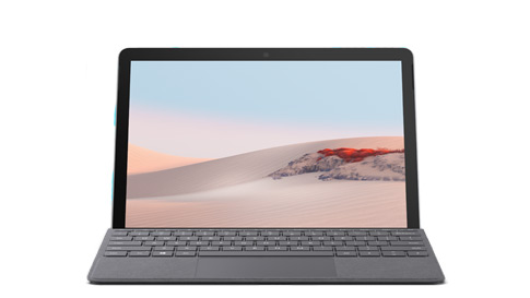 Surface Go 2 with Surface Go Signature Type Cover