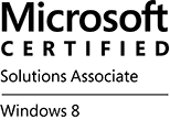 Microsoft Certified Solutions Associate Windows 8