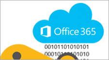 Office 365 cloud graphic, go to blog post announcing new Office 365 Management Activity API for security and compliance monitoring