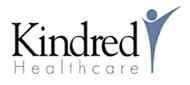 Logo for Kindred Healthcare