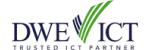 dwe-ict logo